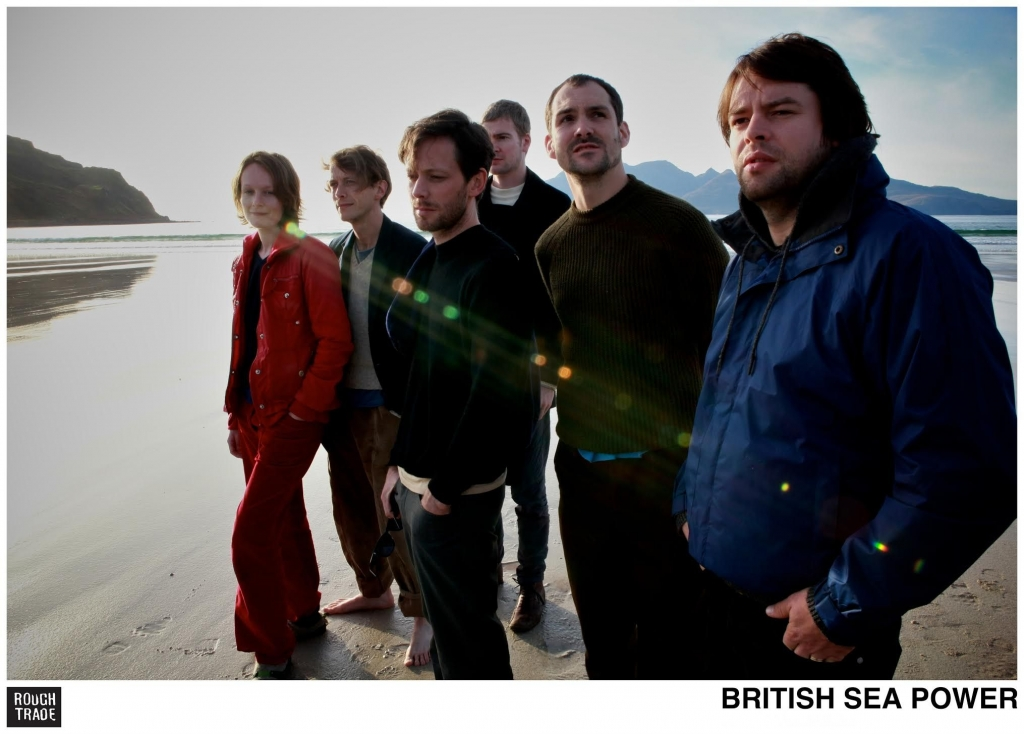 British Sea Power band pic