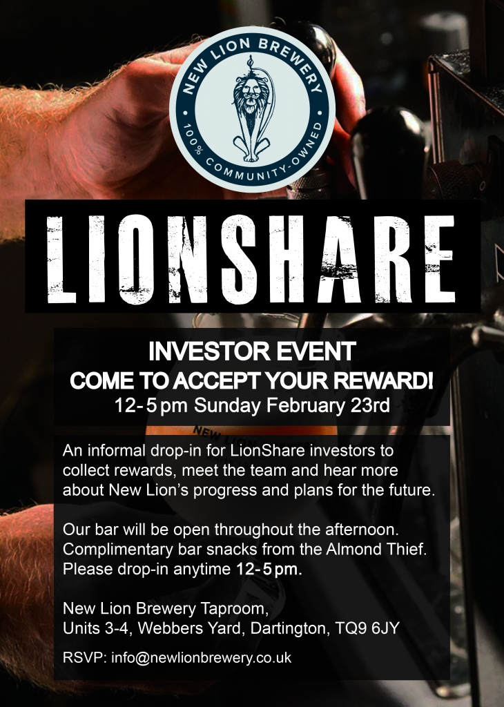 LionShare poster