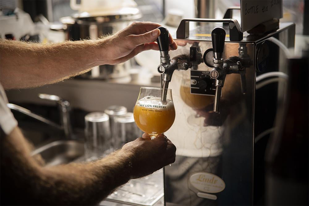 New Lion Brewery membership