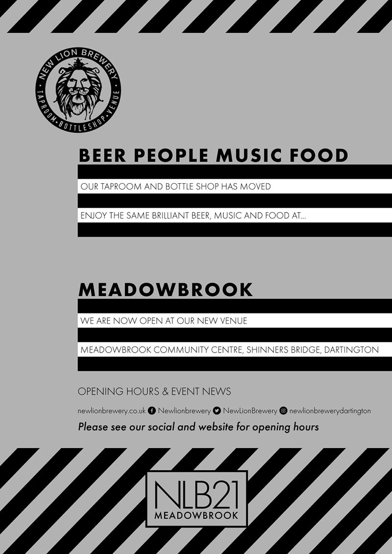 NLB Meadowbrook poster